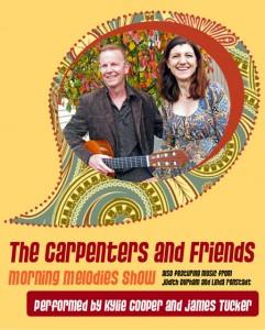 Carpenters & friends Show Kylie Cooper