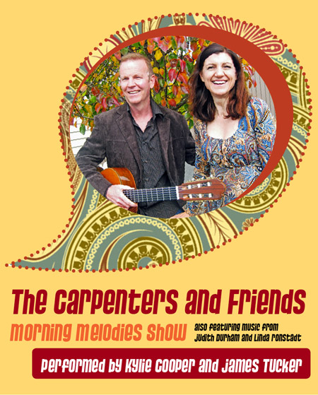 Carpenters & friends Show Kylie Cooper