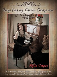 Songs from my Nanna's loungeroom - Kylie Cooper